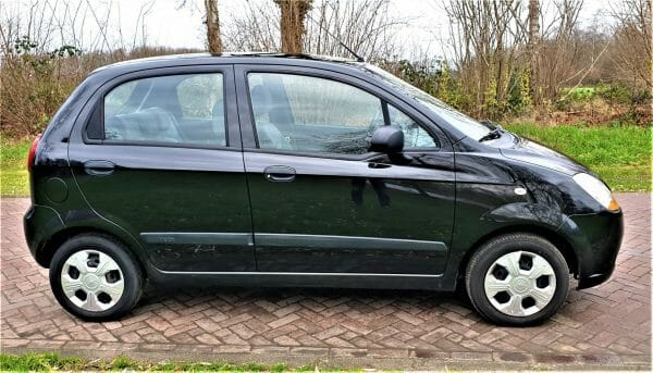 Chevrolet Matiz 0.8 2007