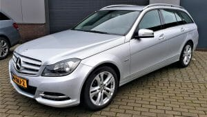 Mercedes-Benz C 180 CDI Estate Avantgarde Blue Efficiency 2012